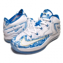 Nike Air Max LEBRON XI LOW 차이나팩 [683253-144]