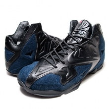 Nike LEBRON XI EXT DENIM QS [659509-004]