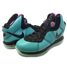 Nike LeBron 8 VIII South Beach Miami Vice [417098-401]