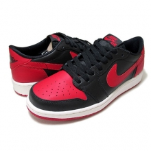 Air Jordan 1 Retro Low 브레드 GS [709999-001]