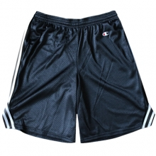 Lacrosse Shorts - Black/Black