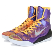 Nike Kobe 9 Elite TeamLakers [630847-500]