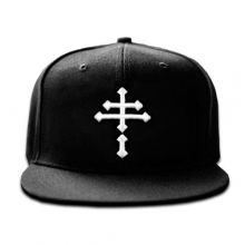 DOUBLE CROSSED Snapback
