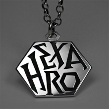 [Hexaro]Brave Necklace
