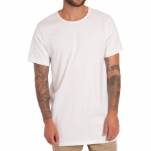 Tall Tees In White
