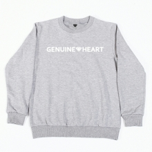 Gt. heart logo M.T.M - Grey