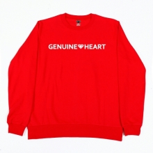 Gt. heart logo M.T.M - Red