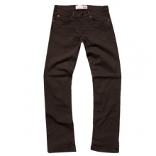 SlimFit Pants - Brown