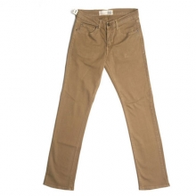 SlimFit Pants - Tobacco