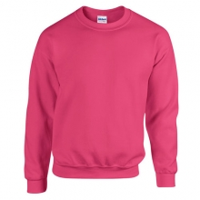 Classic Fit Adult Crewneck Sweatshirt - Hot Pink