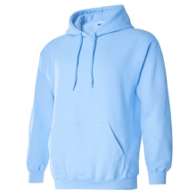 Classic Fit Adult Hoodie - Sky Blue