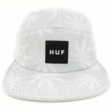 Halftone Plantlife Volley Camp Cap- White