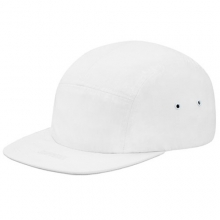 Visor Logo Camp Cap - White