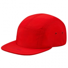 Visor Logo Camp Cap - Red