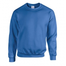 Classic Fit Adult Crewneck Sweatshirt - Light Blue