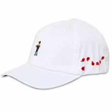 [Coup de grace]The Big Dipper Washing Cap - White Denim