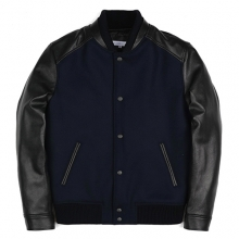 Stadium Jacket - Dark Navy