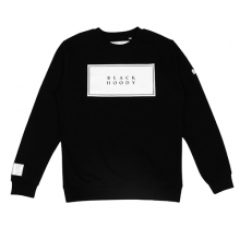 Basic Logo Crewneck - Black