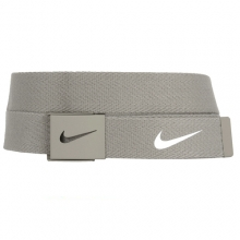 Web Belt - Grey