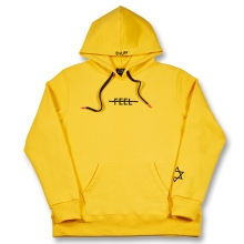 Feel Enuff Hoody - Yellow