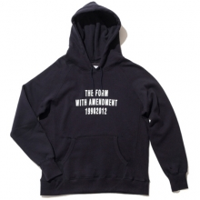 The Form Pullover Hoody - Navy