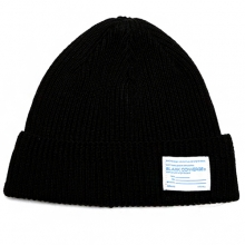 Ramolin with BXC Wool Beanie - Black