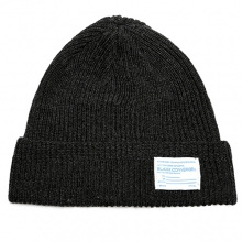 Ramolin with BXC Wool Beanie - Chacoal