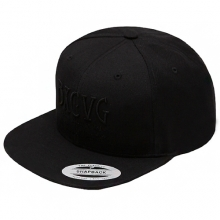 Ramolin with BXC Classic Logo - Black/Black