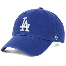 Los Angeles Dodgers Clean Up Baseball Cap - Blue
