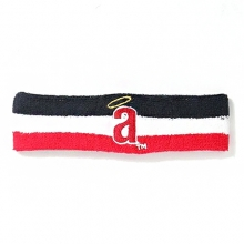 MLB a Logo Headband - Multi