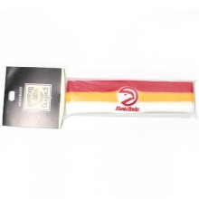 Atlanta Hwaks Headband - Red/Yellow/White
