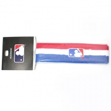 MLB Headband - Red/White/Blue