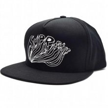 Daniel Johnston Snapback - Black