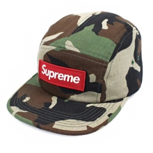 Ripstop Camp Cap - Green