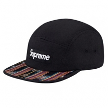 Guatemala Camp Cap - Black