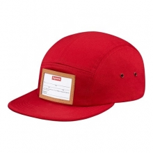 Big Game Camp Cap - Red