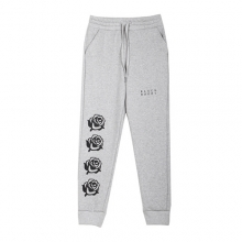 (50%SALE) [Black Hoody] Roses Sweatpants - Grey