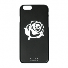 Rose Mobile Case - Black