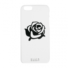 Rose Mobile Case - White
