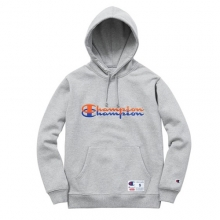 Supreme Champion Hooded - Grey