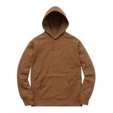 Tonal Embroidered Hooded - Olivebro