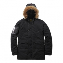 Cotton Ripstop N3b - Black