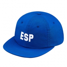 Esp 6 Panel Cap - Blue