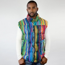 New Native Down Vest
