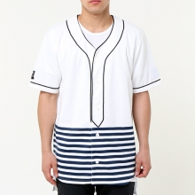 Throwbacks Baseball Jersey - White