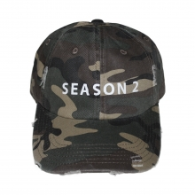Bootleg Season2 Invite Distressed Hat