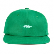 Feel Logo Strapback - Green