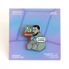 McDrizzy Pin - Multi