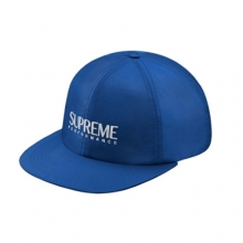 Performance Nylon Strapback - Blue