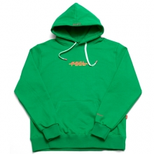 Double Logo Hoodie - Green